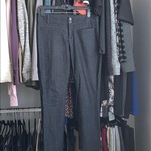 The essential slim trouser jeans sz 2 p